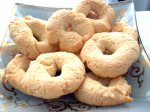 Moroccan tea cookies