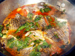 Khreime- Moroccan Fish