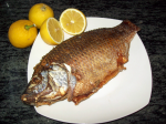 Fried fish (Tilapia)